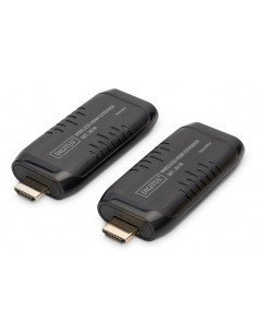 Digitus DS-55309 AV extender transmitter & receiver Black Digitus DS-55309 - 1