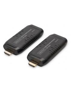 Digitus DS-55309 AV-förlängare Sändare och mottagare för AV-utrustning Svart Digitus DS-55309 - 1