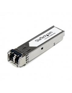 StarTech.com SFP-10GBASE-SR-ST lähetin-vastaanotinmoduuli Valokuitu 10000 Mbit/s SFP+ 850 nm Startech SFP-10GBASE-SR-ST - 1