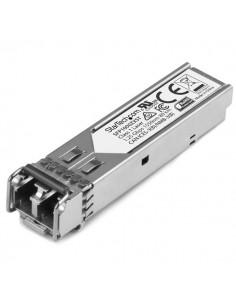 StarTech.com MSA Uncoded SFP Module - 1000BASE-ZX 1GbE Single Mode Fiber (SMF) Optic Transceiver 1GE Gigabit Ethernet LC 70km St