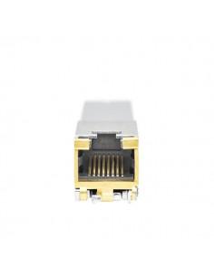 StarTech.com SFP10GBTST lähetin-vastaanotinmoduuli Kupari 10000 Mbit/s SFP+ Startech SFP10GBTST - 1