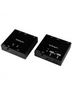StarTech.com ST121USBHD AV-signaalin jatkaja AV-lähetin ja -vastaanotin Musta Startech ST121USBHD - 1
