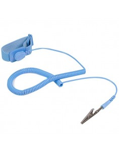 StarTech.com ESD Anti Static Wrist Strap Band with Grounding Wire Startech SWS100 - 1