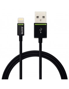 Leitz Complete Lightning to USB Cable, 1 m Kensington 62120095 - 1