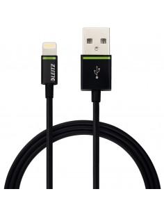 Leitz Lightning USB-kaapeli 1 m Complete Kensington 62120095 - 1