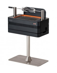 CHARCOAL/ELECTRIC BARBEQUE...