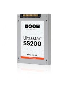 "Western Digital Ultrastar SS200 2.5"" 7680 GB SAS MLC Hgst 0TS1408 - 1"