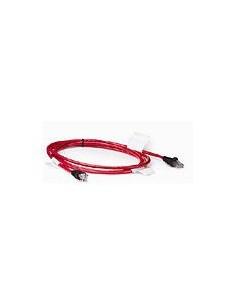 Hewlett Packard Enterprise KVM verkkokaapeli Punainen 1.83 m Cat5 Hp 263474-B22 - 1