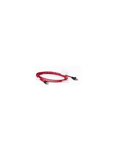 Hewlett Packard Enterprise KVM networking cable Red 1.83 m Cat5 Hp 263474-B22 - 1