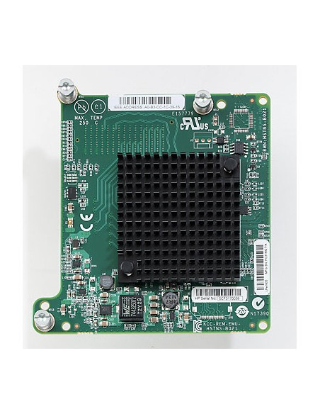 HP LPe1605 16Gb Fibre Channel Host Bus Adapter for BladeSystem c-Class Hp 718203-B21 - 1