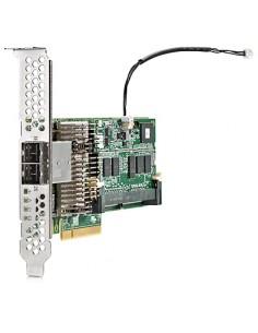 Hewlett Packard Enterprise Smart Array P441/4GB FBWC 12Gb 2-ports Ext SAS RAID controller PCI Express x8 3.0 12 Gbit/s Hp 726825
