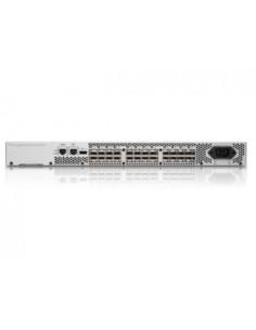 Hewlett Packard Enterprise 8/8 (8) Full Fabric Ports Enabled SAN Hallittu 1U Harmaa Hp AM867C#ABB - 1