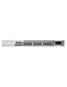 Hewlett Packard Enterprise 8/8 Base 8-port Enabled SAN Managed None Gray 1U Hp AM867D - 1