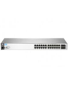 Hewlett Packard Enterprise Aruba 2530-24G hanterad L2 Gigabit Ethernet (10/100/1000) 1U Grå Hp J9776A#ABB - 1