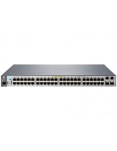 Hewlett Packard Enterprise Aruba 2530 48 PoE+ Managed L2 Fast Ethernet (10/100) Power over (PoE) 1U Grey Hp J9778A#ABB - 1