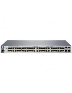 Hewlett Packard Enterprise Aruba 2530-48 hanterad L2 Fast Ethernet (10/100) 1U Grå Hp J9781A#ABB - 1