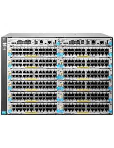 Hewlett Packard Enterprise 5412R zl2 nätverksutrustningschassin Grå Hp J9822A - 1