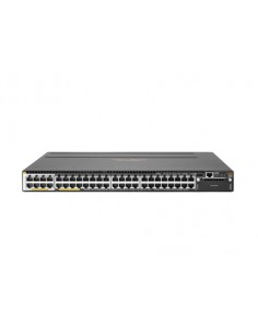 Hewlett Packard Enterprise Aruba 3810M 40G 8 HPE Smart Rate PoE+ 1-slot Switch Hallittu L3 Gigabit Ethernet (10/100/1000) Power