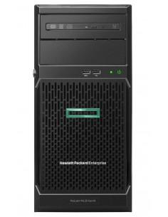Hewlett Packard Enterprise ProLiant ML30 Gen10 servrar 56 TB 3.6 GHz 16 GB Tower (4U) Intel Xeon E 350 W DDR4-SDRAM Hp P16929-42