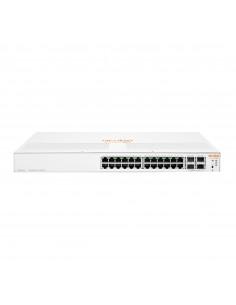 Hewlett Packard Enterprise Aruba Instant On 1930 Managed L2+ Gigabit Ethernet (10/100/1000) 1U White Aruba JL682A#ABB - 1