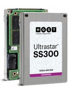 """Western Digital Ultrastar SS300 2.5"""" 480 GB SAS 3D TLC Western Digital 0B34975 - 1"""