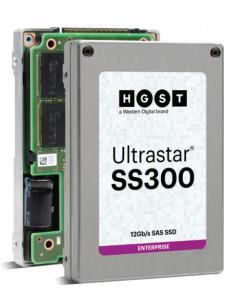 "HGST Ultrastar SS300 2.5"" 400 GB SAS MLC Western Digital 0B34991 - 1"