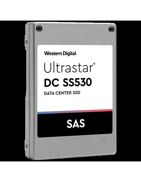 """Western Digital Ultrastar DC SS530 2.5"""" 7680 GB SAS 3D TLC Western Digital 0B40376 - 3"""