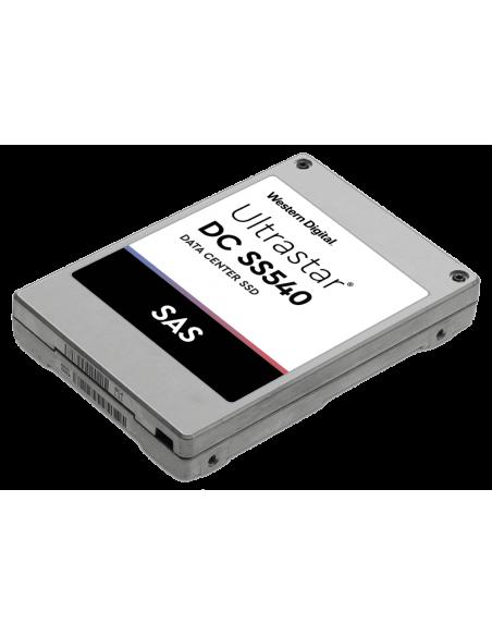 """Western Digital Ultrastar DC SS540 2.5"""" 1600 GB SAS 3D TLC NAND Western Digital 0B42556 - 3"""