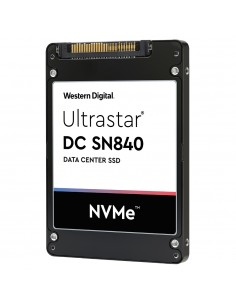 "Western Digital Ultrastar DC SN840 2.5"" 7680 GB PCI Express 3.1 3D TLC NVMe Western Digital 0TS2057 - 1"
