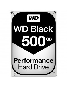 "Western Digital Black 3.5"" 500 GB Serial ATA III Western Digital WD5003AZEX - 1"