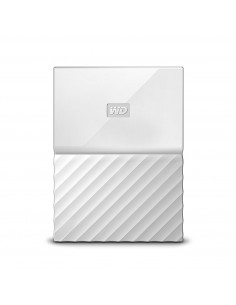 Western Digital My Passport external hard drive 2000 GB White Western Digital WDBS4B0020BWT-WESN - 1