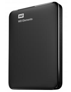 Western Digital WD Elements Portable external hard drive 1000 GB Black Western Digital WDBUZG0010BBK-WESN - 1