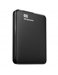 Western Digital WD Elements Portable externa hårddiskar 500 GB Svart Western Digital WDBUZG5000ABK-WESN - 1