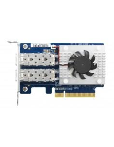 QNAP QXG-10G2SF-CX4 verkkokortti Sisäinen Ethernet 1000 Mbit/s Qnap QXG-10G2SF-CX4 - 1