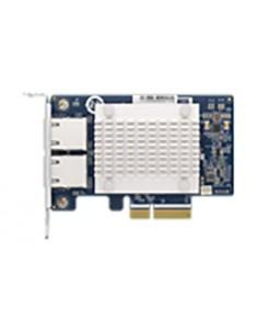 QNAP QXG-5G2T-111C verkkokortti Sisäinen Ethernet 5000 Mbit/s Qnap QXG-5G2T-111C - 1