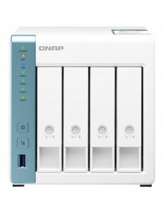 QNAP TS-431P3 NAS Tower Ethernet LAN White AL314 Qnap TS-431P3-2G - 1