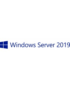 Hewlett Packard Enterprise Microsoft Windows Server 2019 1 lisenssi(t) Lisenssi Monikielinen Hp P11064-A21 - 1