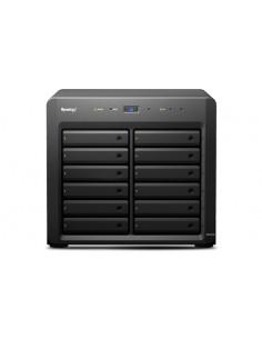 Synology DX1215 disk array Desktop Black Synology DX1215 - 1