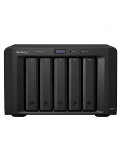 Synology DX517 levyjärjestelmä Työpöytä Musta Synology DX517 - 1