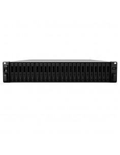 Synology FlashStation FS3400 NAS/storage server Rack (2U) Ethernet LAN Black, Grey D-1541 Synology FS3400 - 1