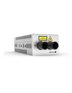 Allied Telesis AT-DMC1000/ST-00 network media converter 1000 Mbit/s 850 nm Multi-mode Grey Allied Telesis AT-DMC1000/ST-00 - 1