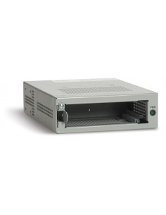 Allied Telesis Single slot chassis f/ unmanaged, standalone Media/Bridging Media Converter network equipment Allied Telesis AT-M