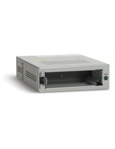 Allied Telesis Single slot chassis f/ unmanaged, standalone Media/Bridging Media Converter verkkolaitekotelo Allied Telesis AT-M