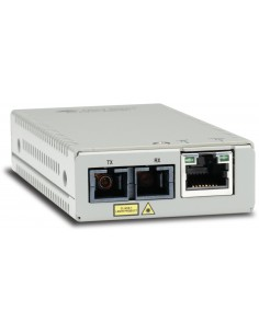 Allied Telesis AT-MMC200/SC-60 verkon mediamuunnin 100 Mbit/s 1310 nm Monitila Hopea Allied Telesis AT-MMC200/SC-60 - 1