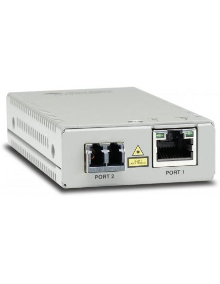 Allied Telesis AT-MMC2000/LC-960 verkon mediamuunnin 1000 Mbit/s 1310 nm Monitila Harmaa Allied Telesis AT-MMC2000/LC-960 - 1