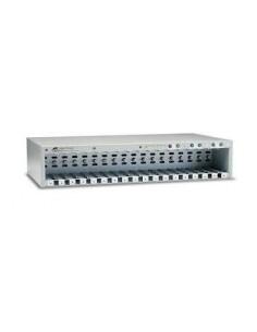 Allied Telesis AT-MMCR18-00 verkkolaitekotelo 2U Harmaa Allied Telesis AT-MMCR18-00 - 1