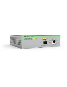 Allied Telesis AT-PC2000/SP-60 network media converter 1000 Mbit/s 850 nm Grey Allied Telesis AT-PC2000/SP-60 - 1