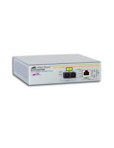 Allied Telesis AT-PC232/POE-50 verkon mediamuunnin 100 Mbit/s 1310 nm Harmaa Allied Telesis AT-PC232/POE-50 - 1