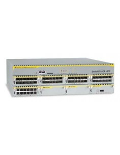 Allied Telesis 8 Slot Advanced Layer 3 Modular Switch Unmanaged 3U Allied Telesis AT-SBX908-00 - 1