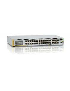 Allied Telesis AT-x310-26FT-50 Gigabit Ethernet (10/100/1000) 1U Grå Allied Telesis AT-X310-26FT-50 - 1